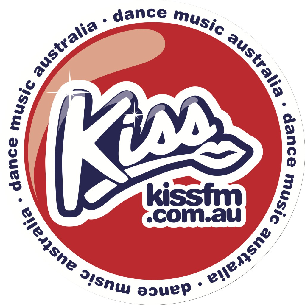 kiss picture text