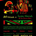 Afrocan v Jason Heerah