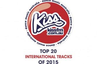 Kiss FM Top 20 International Tracks 2015