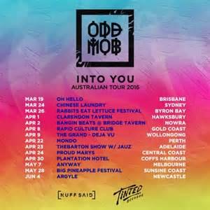 Into You Tour