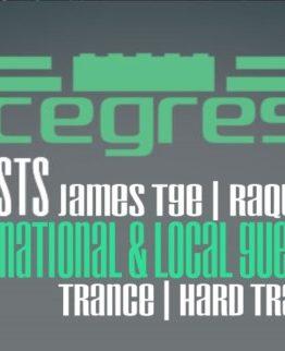 Trancegression show on Kiss FM