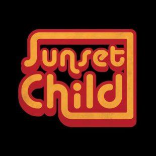 sunset-child