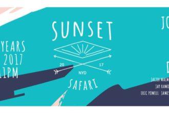 sunset safari member drive