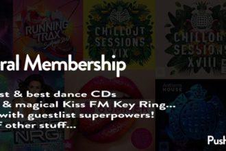 annual membership incl cd x 3
