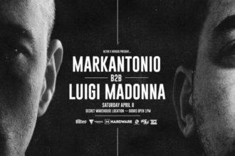 markantonio & luigi madonna member drive