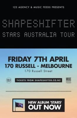 shapeshifter interview