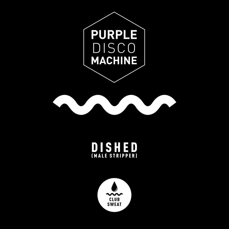 purple disco machine #1