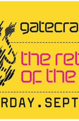 GATECRASHER CURRENT MEMBERS