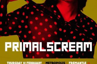 primal scream australian tour