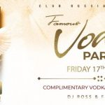 famous vodka party member guestlist
