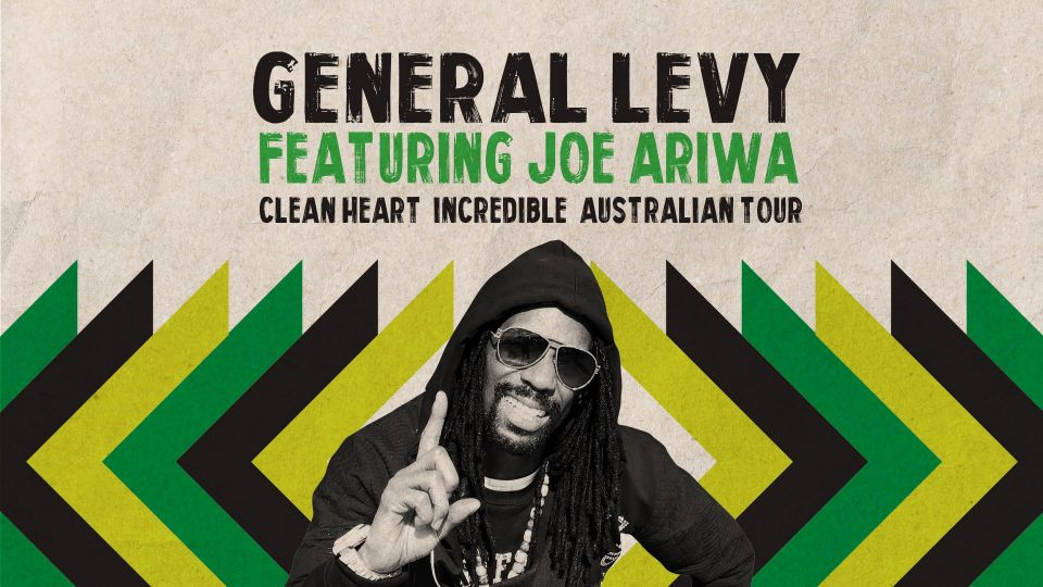 general levy new member drive