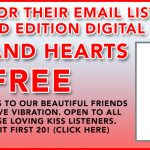 hits and hearts ltd kiss giveaway