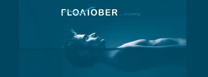 Floatober is coming with blue man