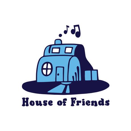 HOUSE OF FRIENDS | GUEST MIX | 3PM FRIDAY 14TH DECEMBER 2018