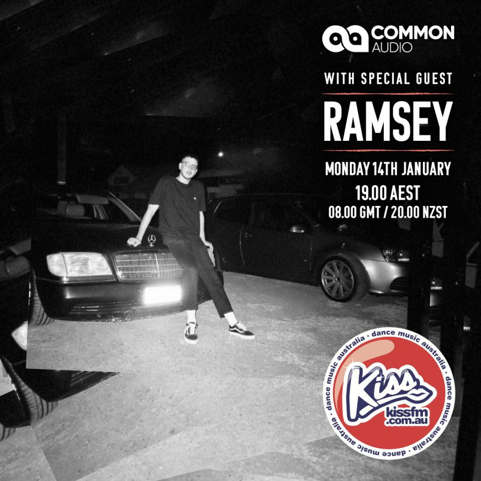 Common Audio Show 019 - Ramsey Guest Mix
