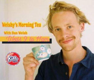 Welshy's Morning Tea