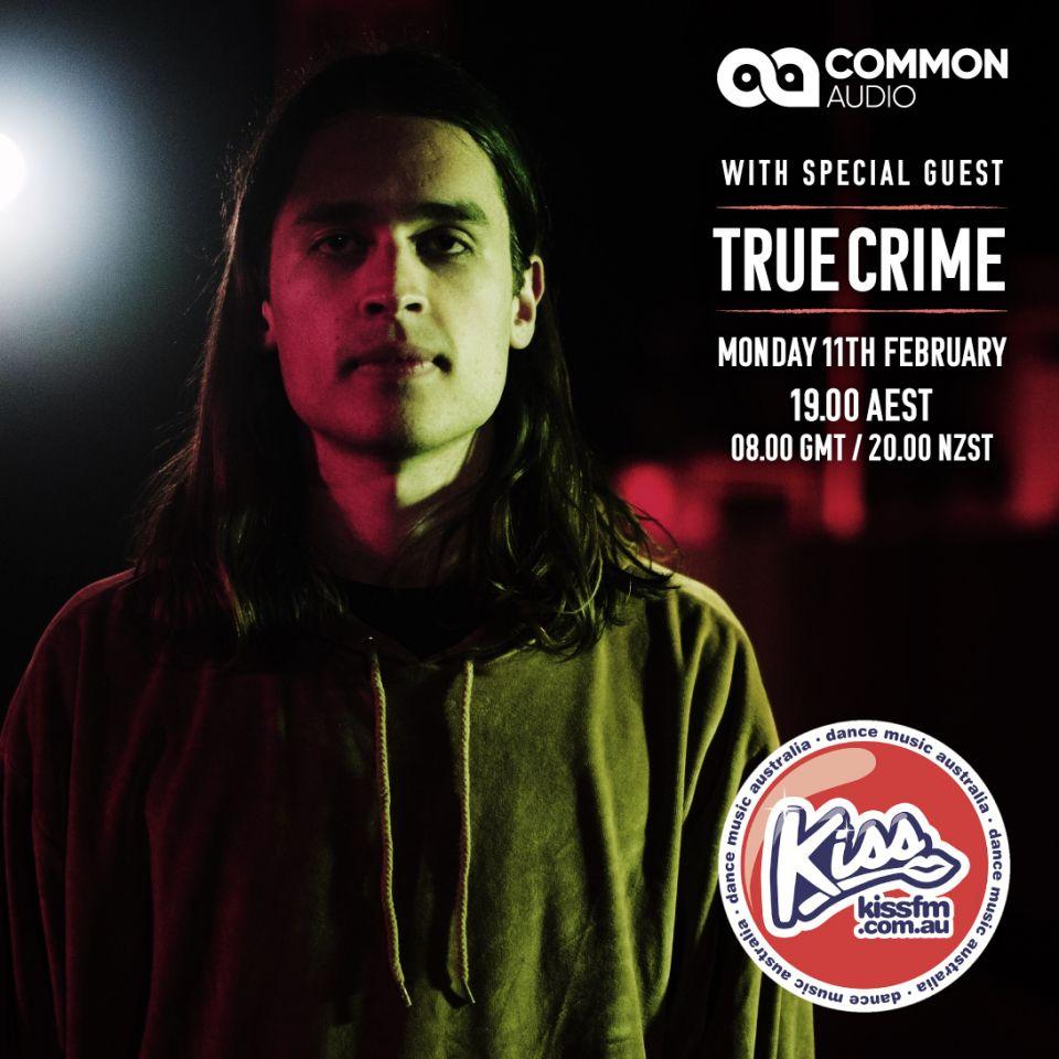 Common Audio Show Guest Mix True Crime