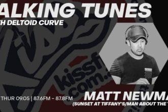 Talking Tunes #8 | Matt Newman | 09.05.2019