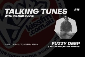 Talking Tunes #18 | Fuzzy Deep | 25.07.2019