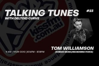 Talking Tunes #23 ft. Tom Williamson