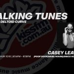 Talking Tunes #24 | Casey Leaver | 10.10.2019