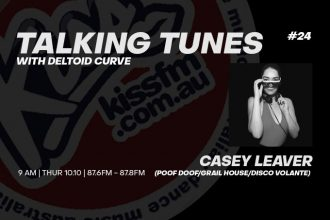 Talking Tunes #24 | Casey Leaver | 10.10.2019
