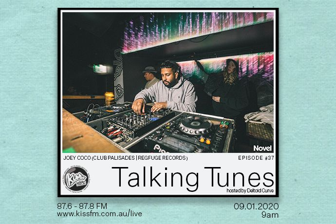 TALKING TUNES #37 FT. JOEY COCO
