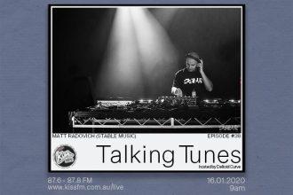 Talking Tunes ep.038 | 16.01 | Matt Radovich